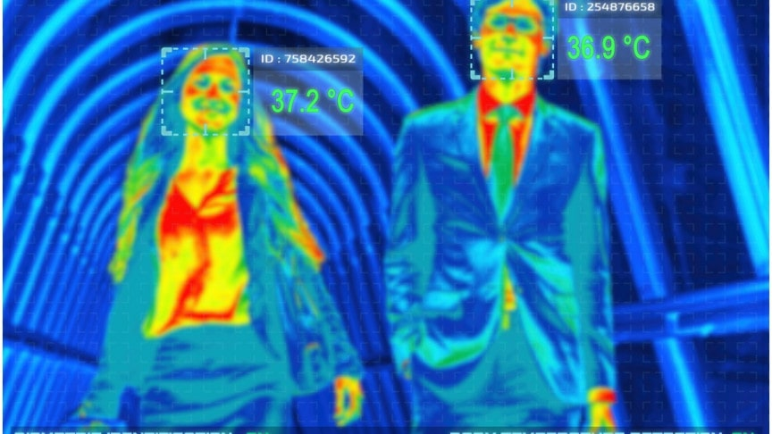 Thermal Imaging Systems usage in airports