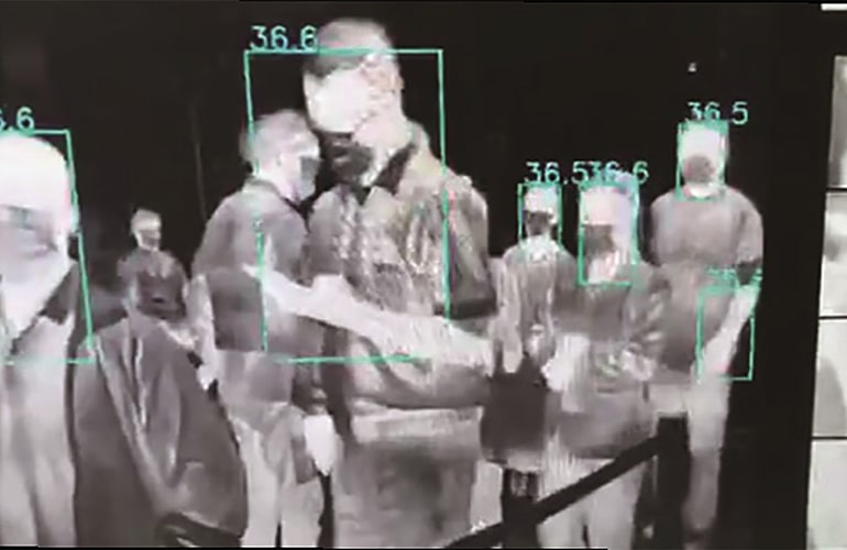 Thermal Imaging Systems usage in civil spheres